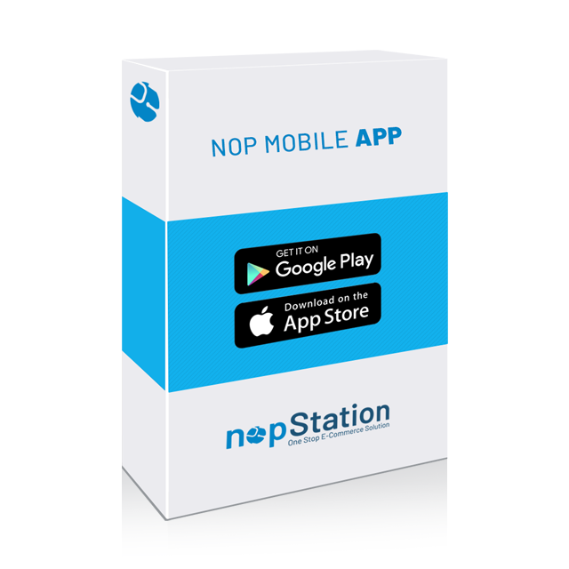Picture of Nop Mobile App